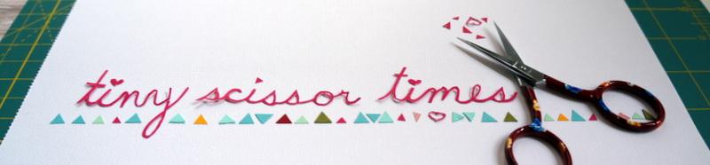 tiny scissor times
