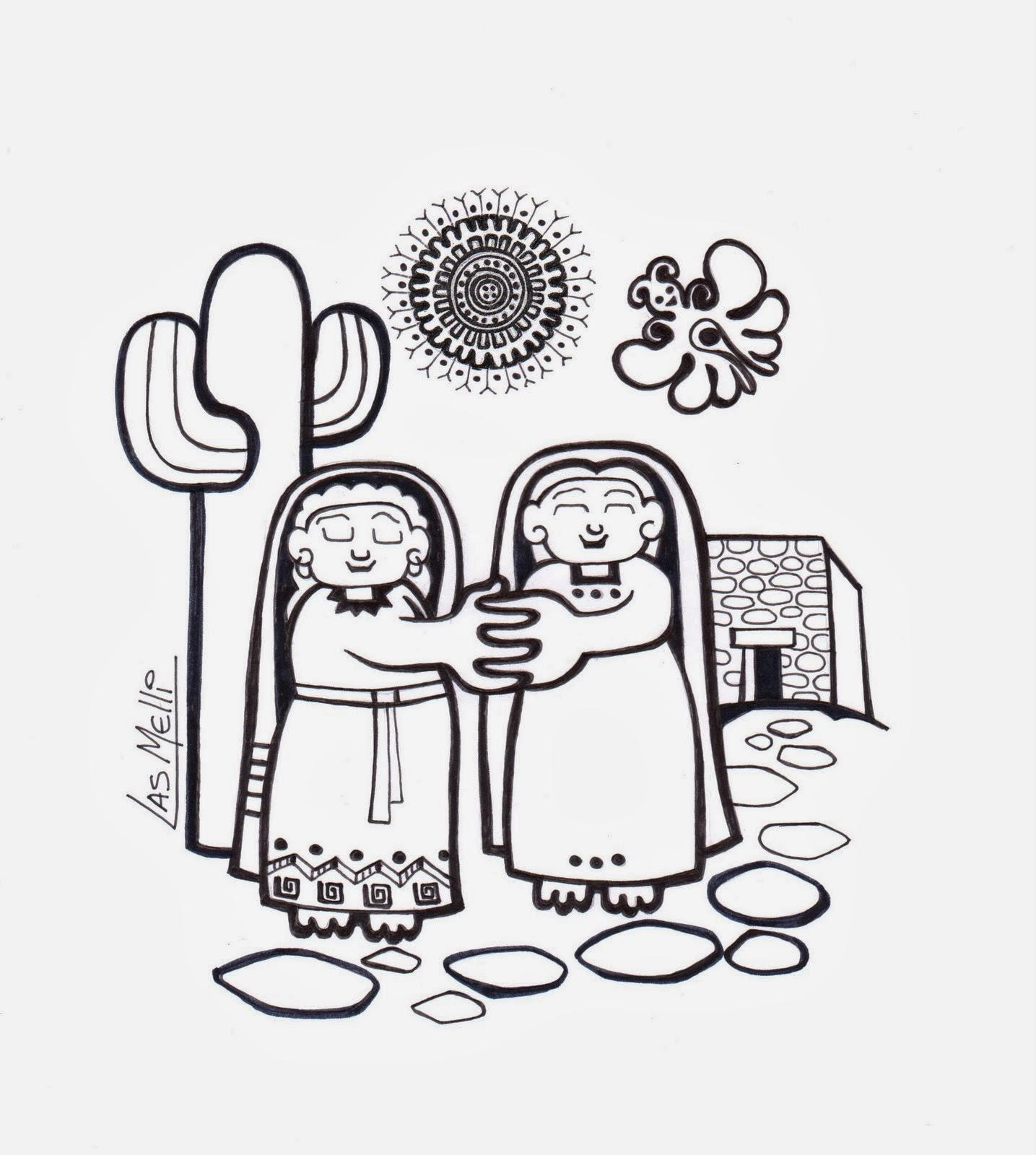 Maria: LA VISITACIÓN