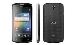 Harga dan Spesifikasi Acer Liquid C1