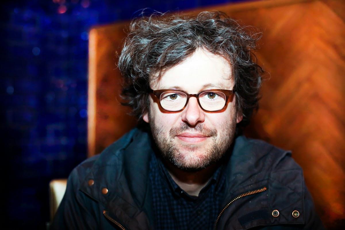 Markus Acher of The Notwist