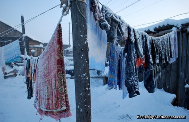 Oymyakon Cloth