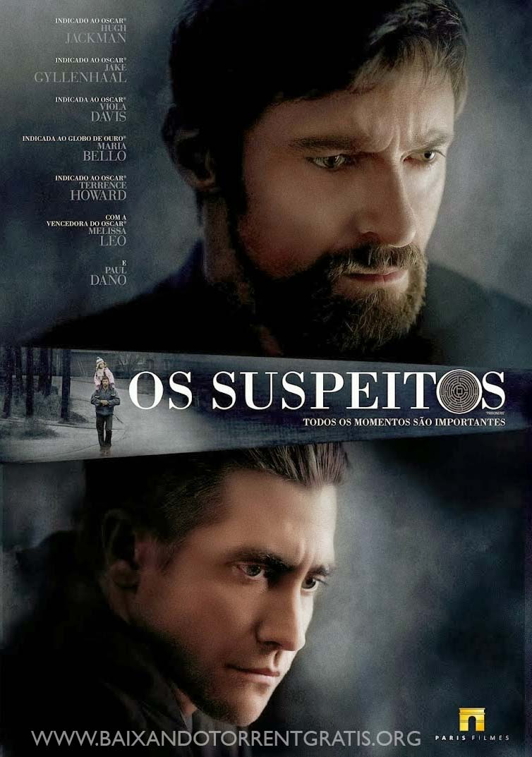 Os Suspeitos Torrent - BluRay 720p/1080p Dual Áudio
