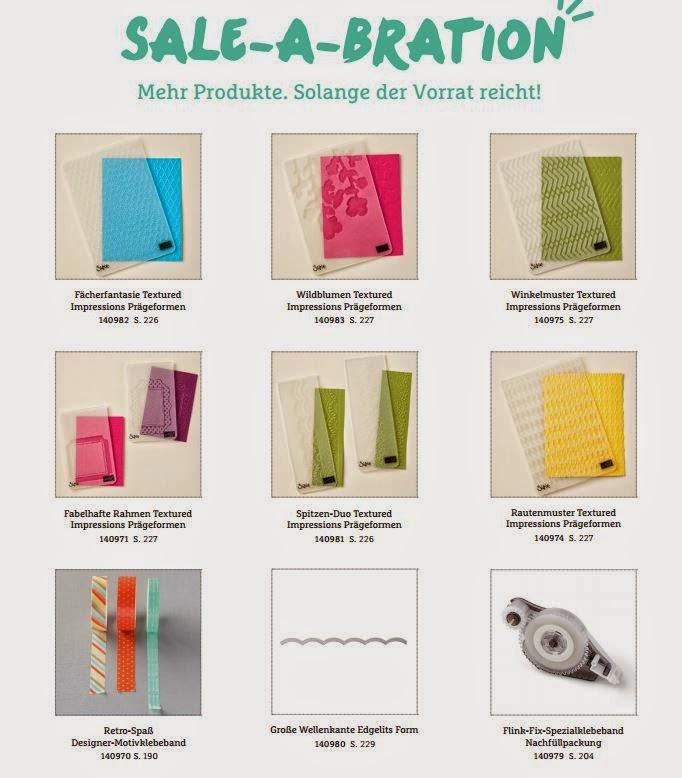 Zusätzliche SAB-Produkte #2