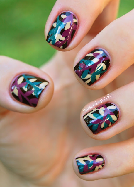 Stamp Nail Art Designs