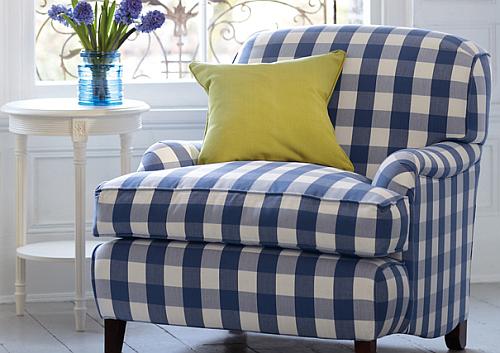 The melbury collection from romo fabrics the designer - Telas para tapizar sofas ...