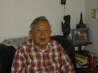 ကြယ္လြန္သူ ဗိုုလ္ခ်ဳပ္ေက်ာ္ေဇာ သိုု႔  (Maung Swan Yi)