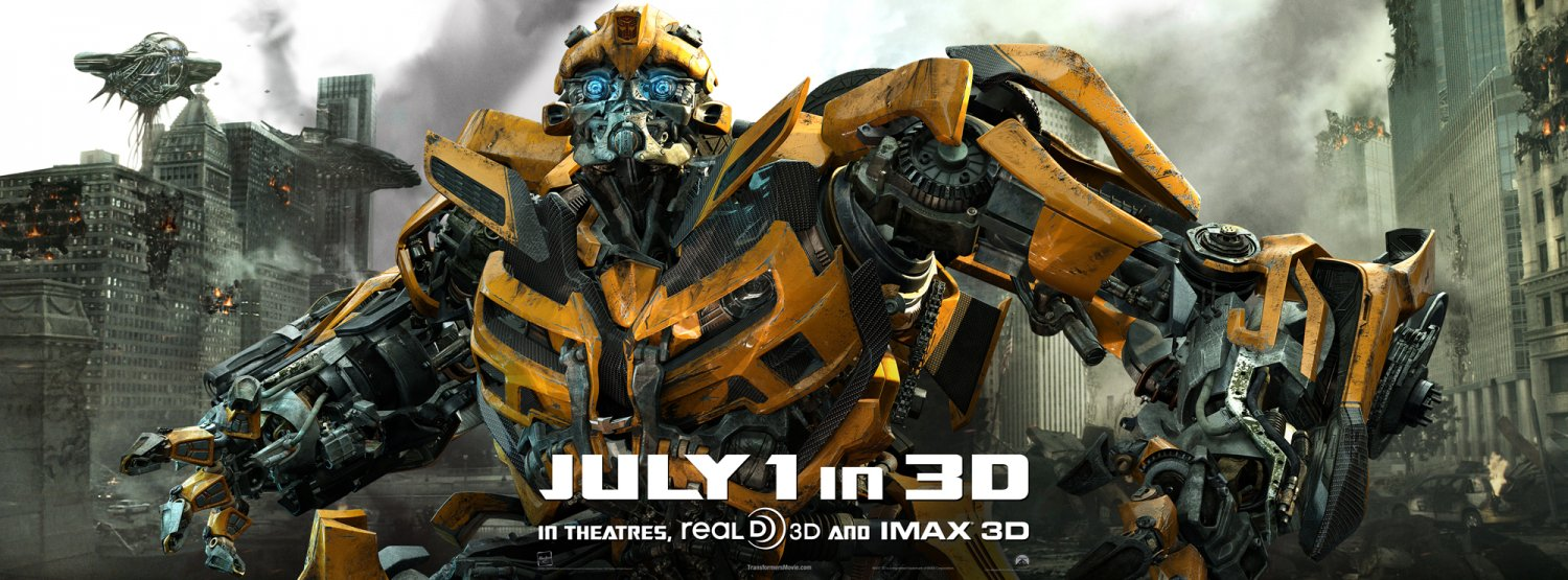 A2zposters Transformers Dark Of The Moon 2011 Poster
