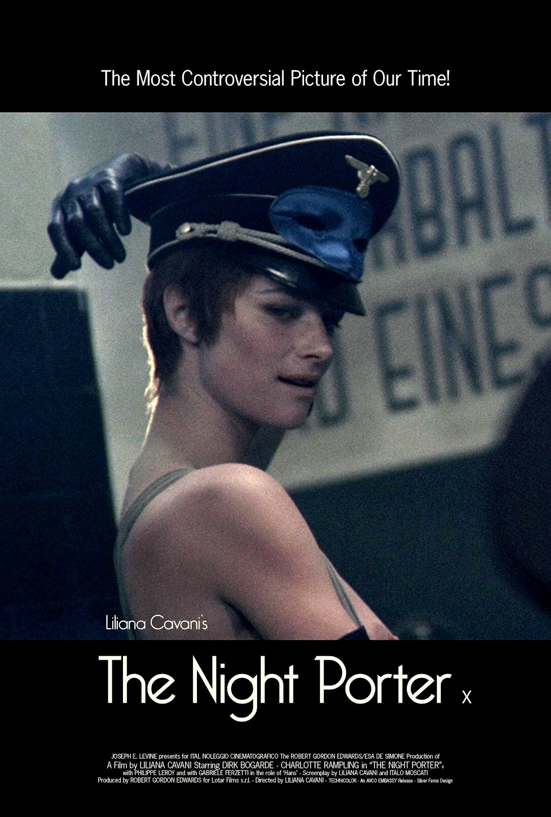Charotte rampling in the night porter - 1 part 9