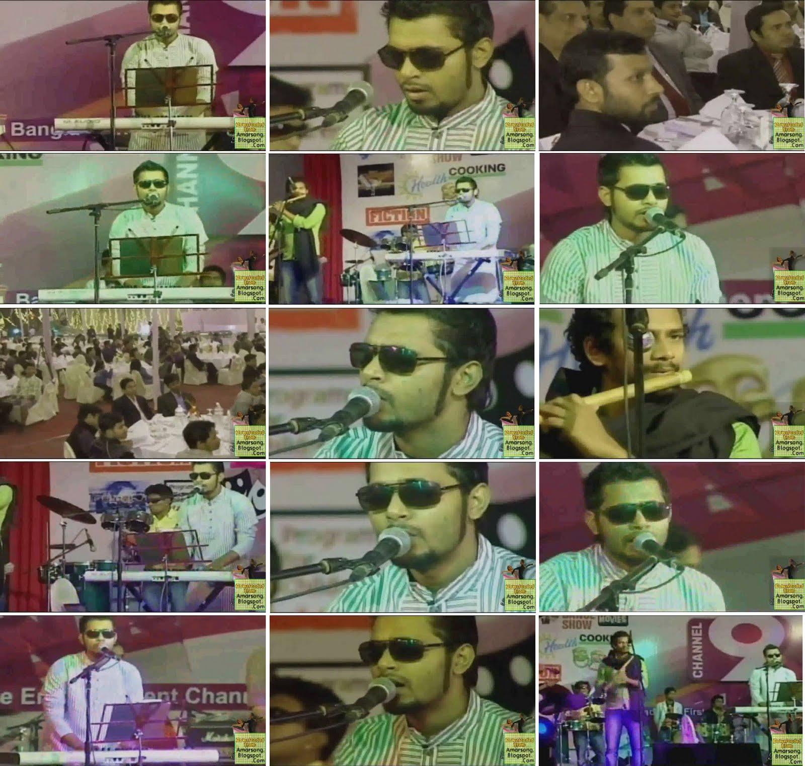 Mon Ja Bole Boluk - Arfin Rumey (Studio Live) - Chaya Chobi 2012 Movie Video Download