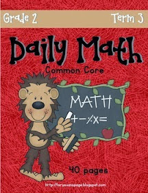 Daily Math Term 3