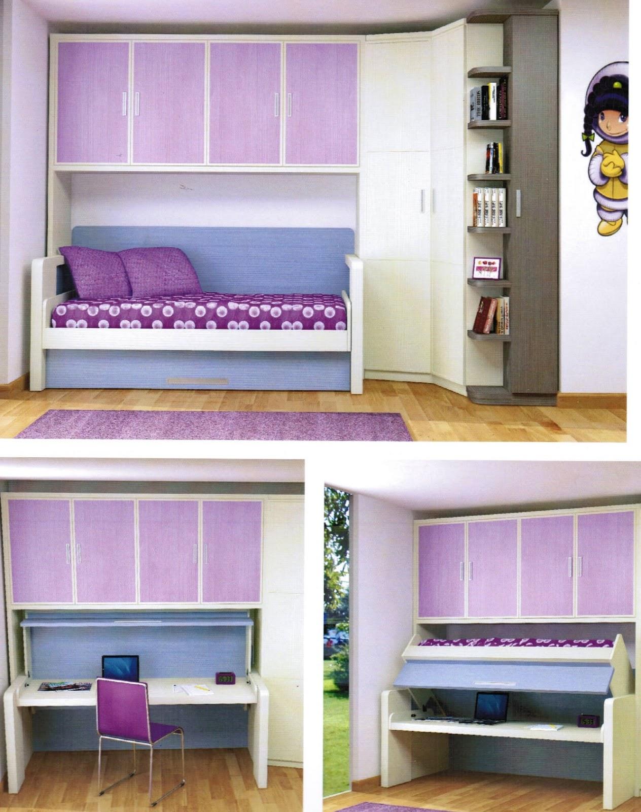 Camas Abatibles En Madrid Camas Abatibles Toledo Enero 2012 # Muebles Multifuncionales Para Espacios Pequenos