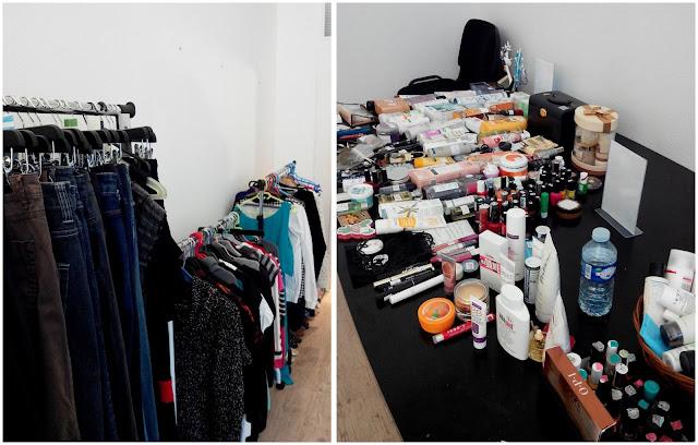 vide dressing, vêtement, nantes, bullelodie