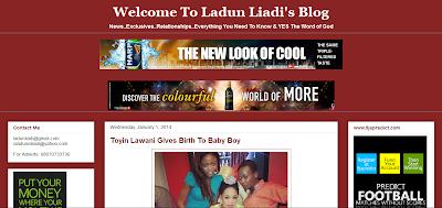 Ladun Liadi Blog