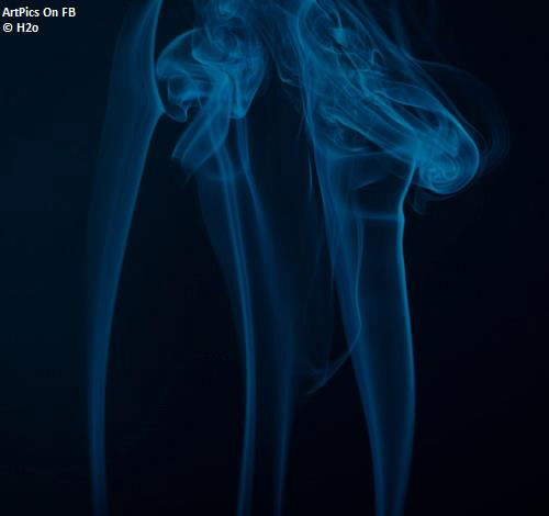 H2o Photography : Smoke : underwater sports