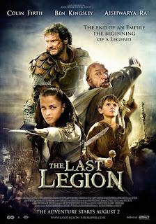 VER La última legión (2007) ONLINE LATINO