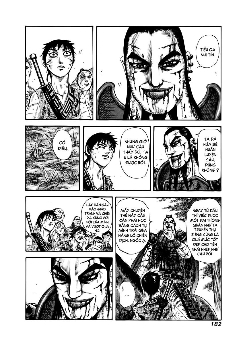 Kingdom - Vương Giả Thiên Hạ Chapter 172 page 15 - IZTruyenTranh.com