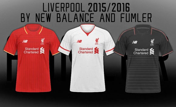 Jual Jersey Bola Liverpool 2015-2016
