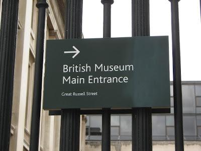 El Museo Británico de Londres es el mayor museo del Reino Unido, y uno de los mayores y más famosos museos de antigüedades de todo el mundo.