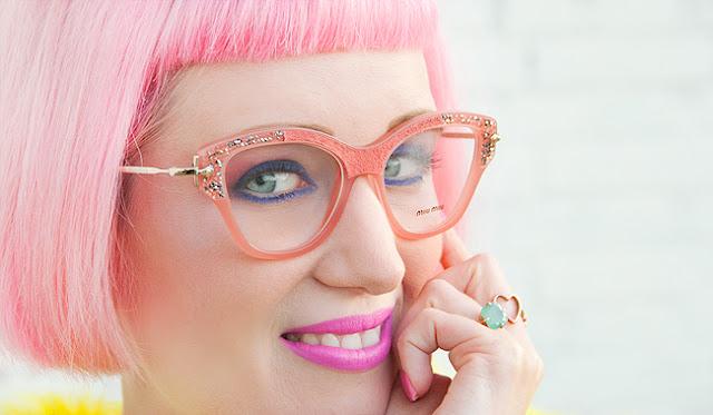 Miu Miu, ss2016, glasses