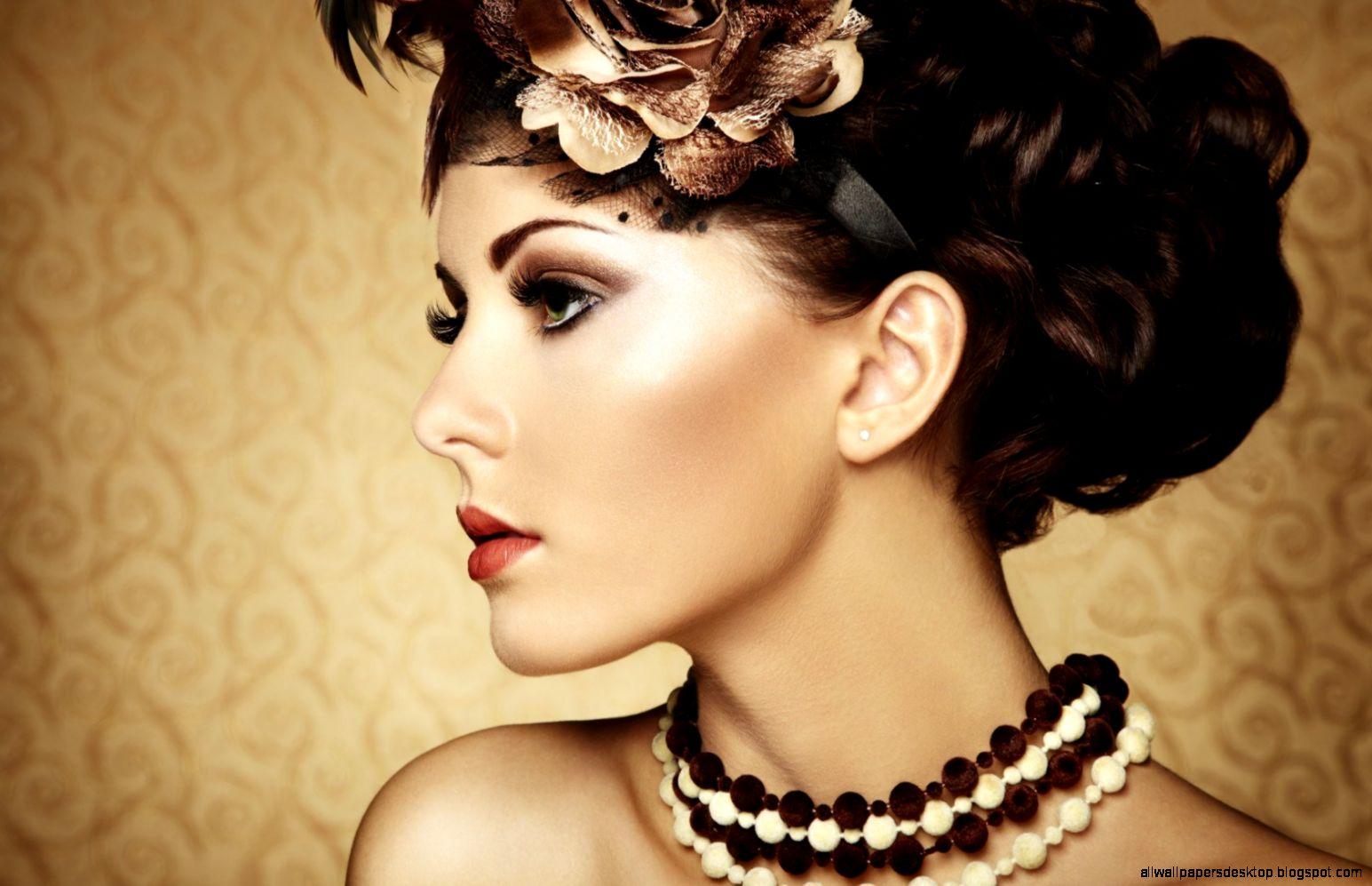 Girl Makeup Profile Style HD Wallpaper   FreeWallsUp