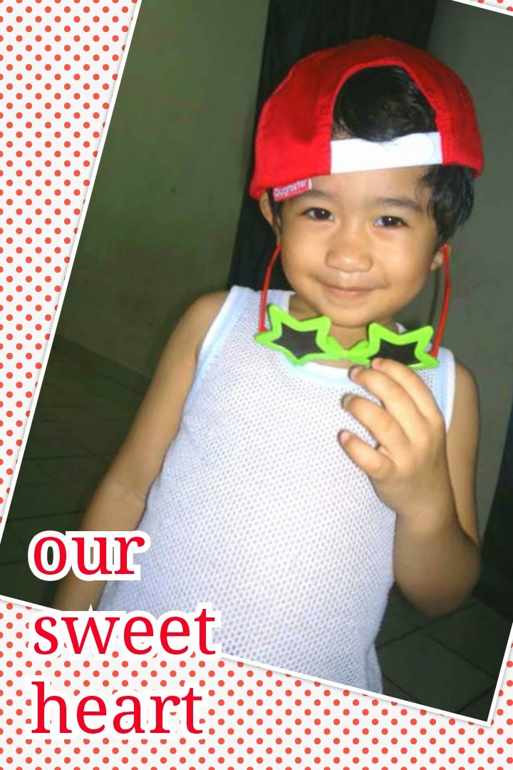 Our sweet heart Baby Asy