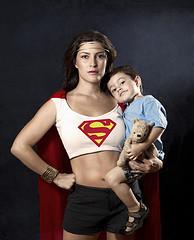 Je ne suis pas un HQI, je suis un homme libre - Page 16 Superwoman