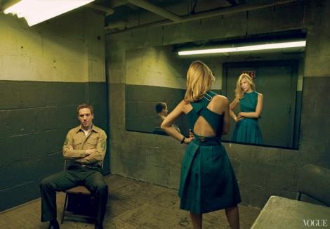 Claire Danes by Annie Leibowitz US Vogue Spread