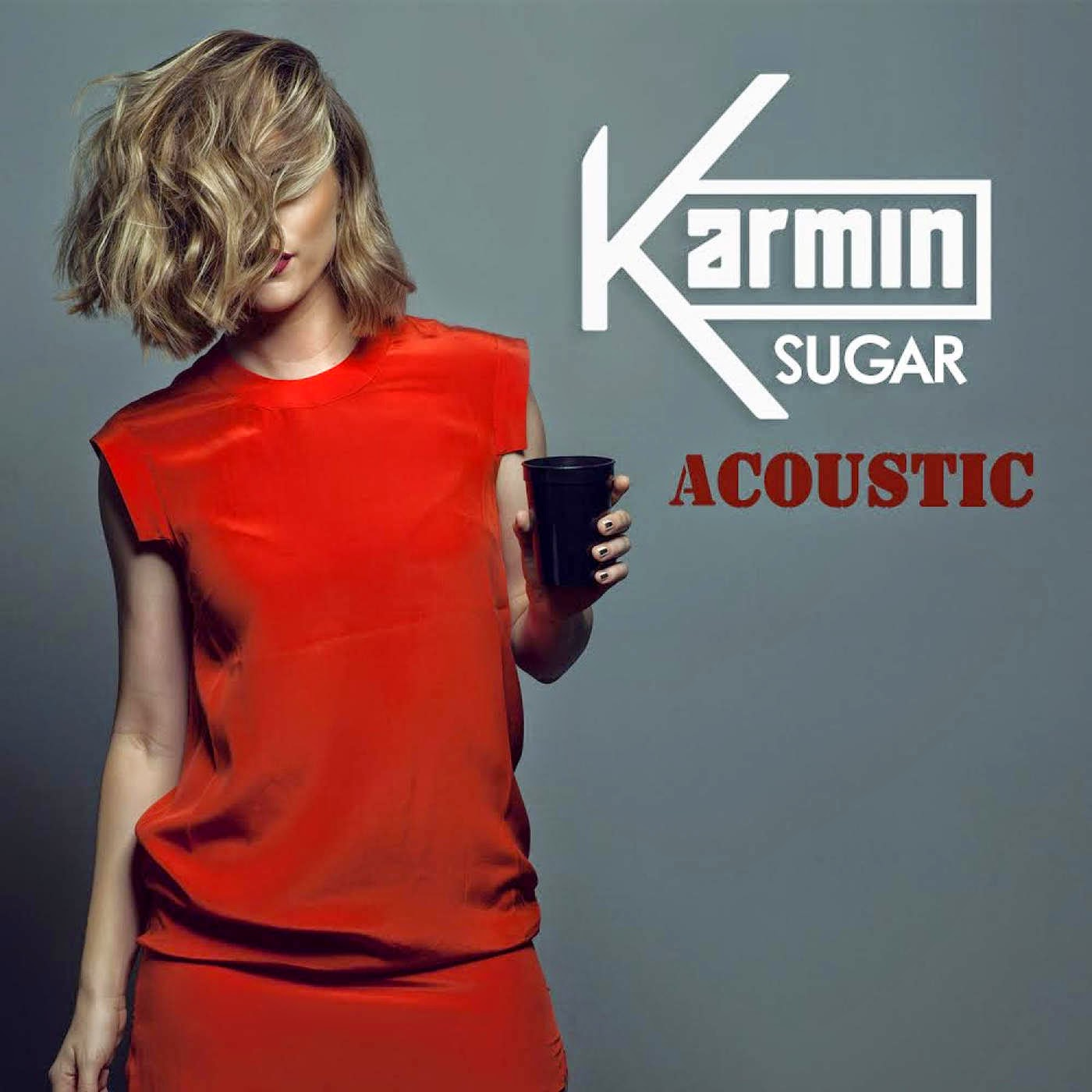 Karmin - Sugar (Acoustic) - Single