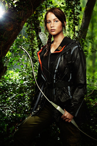 The Galactic Drift: Katniss Everdeen, the Girl on Fire