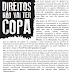 Manifesto - Se não tiver DIREITOS não vai ter COPA