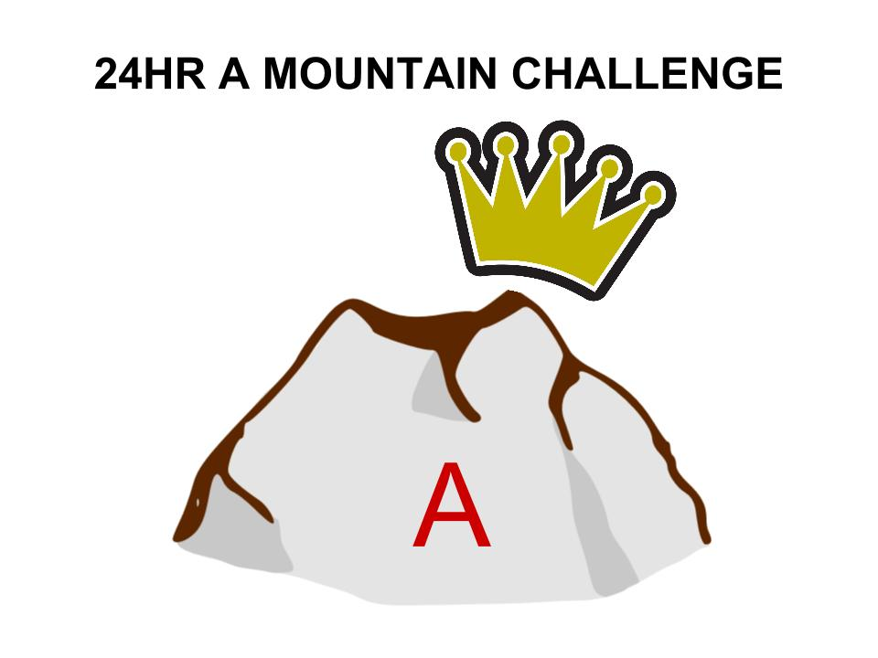 24hr A Mountain Challenge