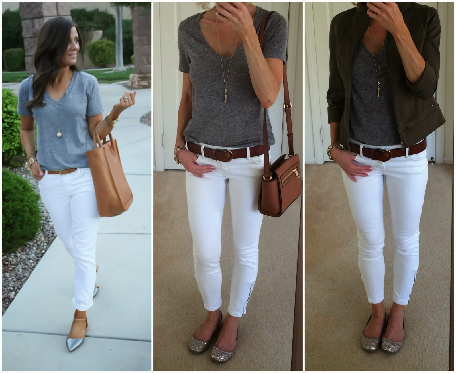 White Jeans Combination | Bbg Clothing