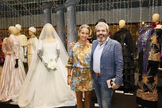 V Feria Vintage Moda Shopping Carla Royo Villanova