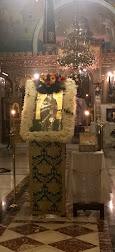 Η Εορτή του Οσίου Αρσενίου του Καππαδόκου στην Ενορία μας