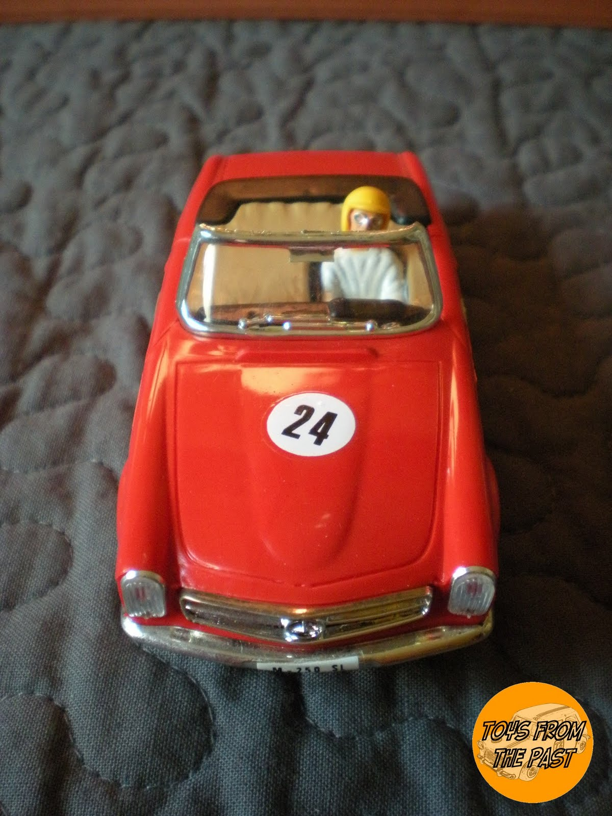 Toys From The Past : Toys from the past scalextric mercedes sl