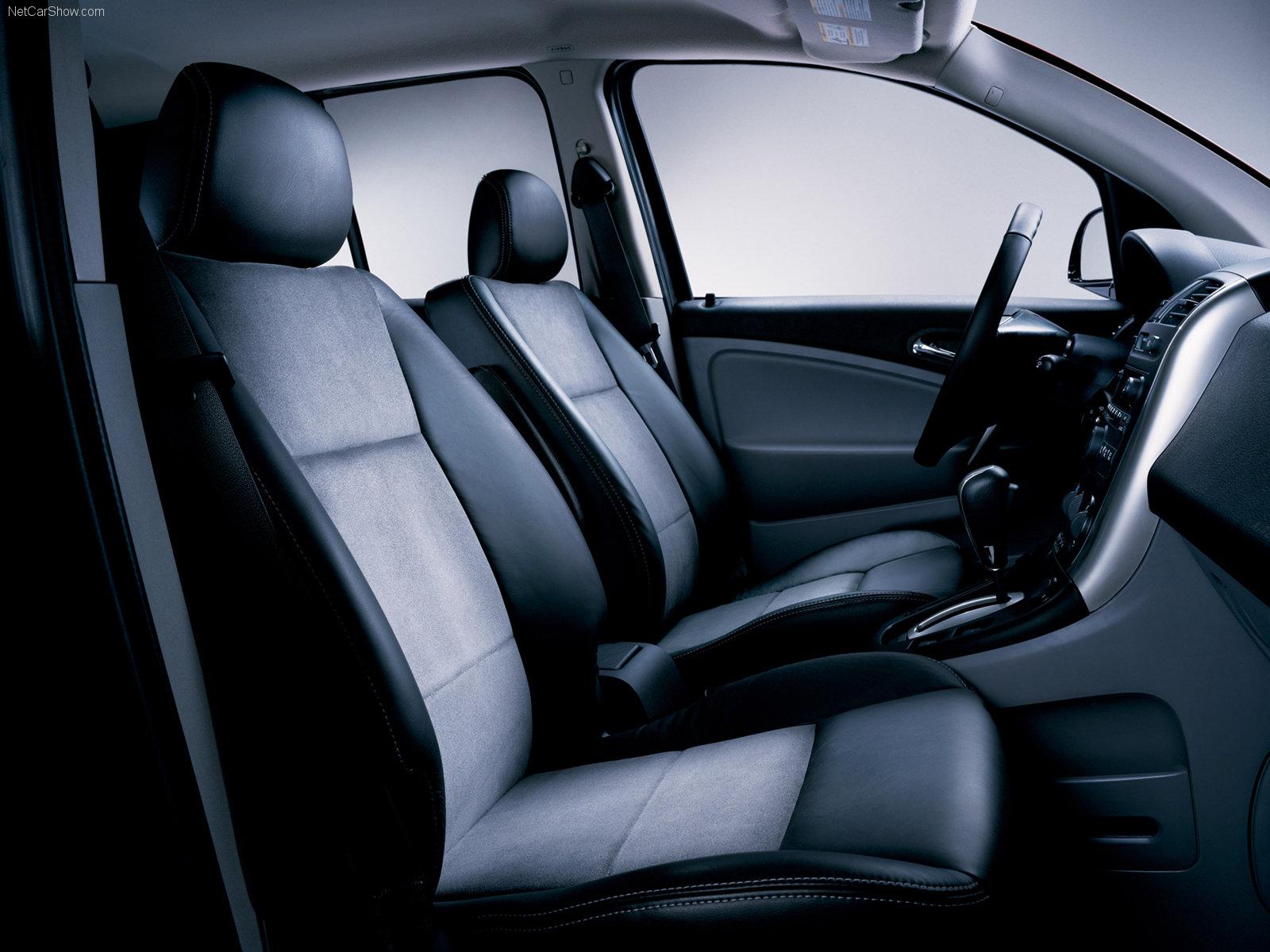 Hình ảnh xe ô tô Saturn Vue Red Line 2006 & nội ngoại thất