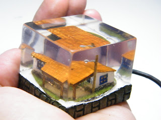 micro house embedding