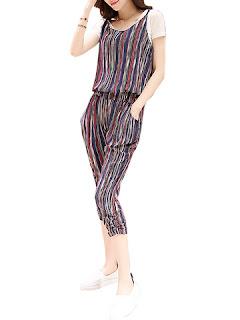 Koleksi Jumpsuits & Playsuits Wanita Terpopuler