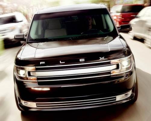 2015 Ford Flex Redesign