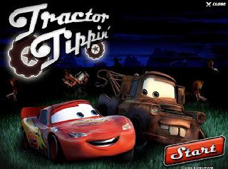 juegos cars tractor tippin