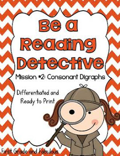 Reading Detective 2: Digraphs