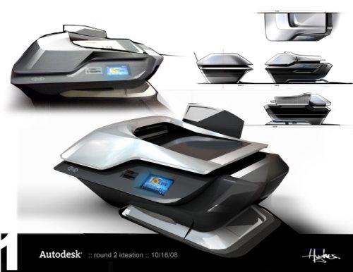 Futuristic Printers