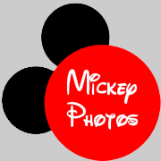 Mickey Photos logo square