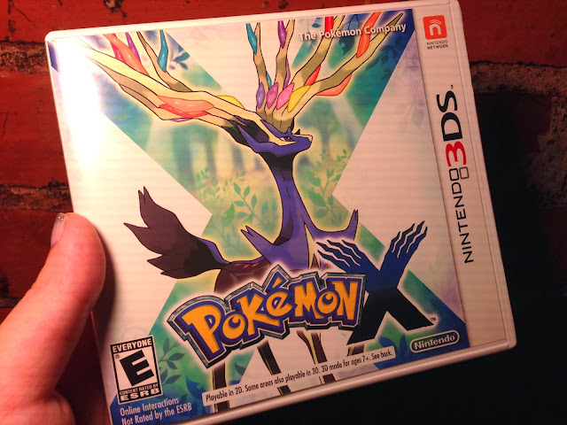 Pokémon X for Nintendo 3DS XL