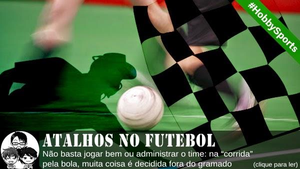 Pocket Hobby - www.pockethobby.com - #HobbySports - Atalhos no Futebol!!