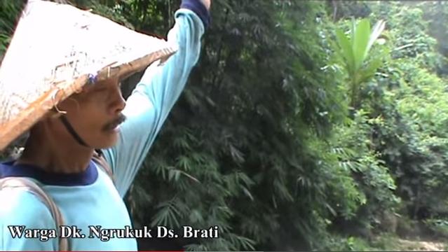 Video Dokumenter Anak Kendheng, Melawan Pernyataan Dosen
