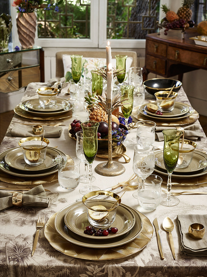 Edyta dise o decoraci n blog de decoraci n oto o for Table zara home