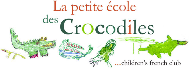 les crocodiles                               children and adults french school and clubs