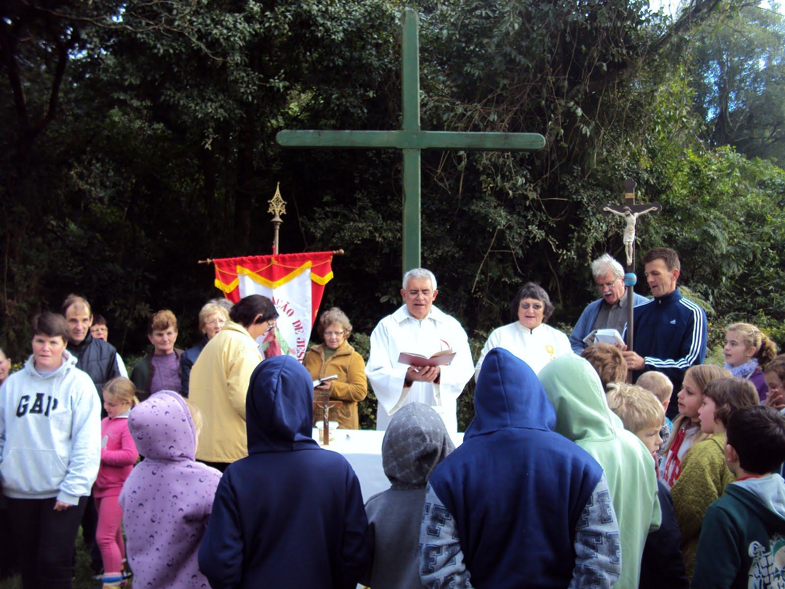 1ª Missa em Santa Cruz do Sul
