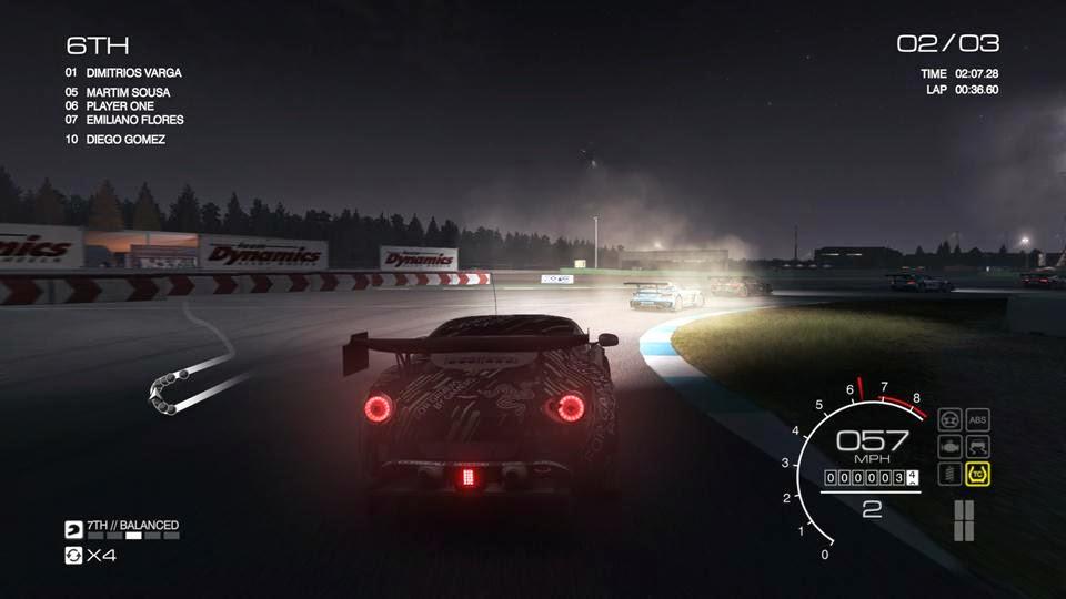 Game GRID Autosport